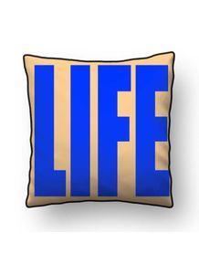 ALMOFADA---LIFE---AZUL-E-AMARELO---WORDS-COLORS