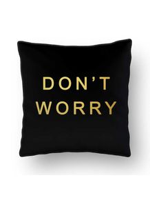 ALMOFADA---DON-T-WORRY-GOLD