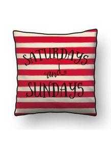 ALMOFADA---SATURDAYS-AND-SUNDAYS