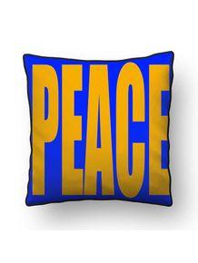 ALMOFADA---PEACE---AZUL-E-AMARELO---COLOR-WORDS