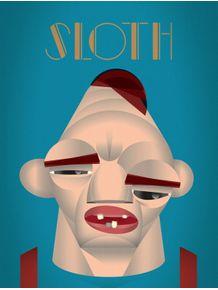 polygonal-portrait--sloth-goonies