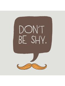 dont-be-shy