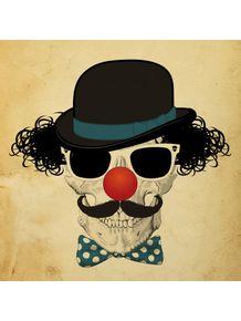 skull-clown