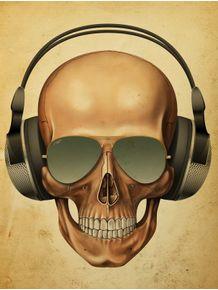 skull-dj