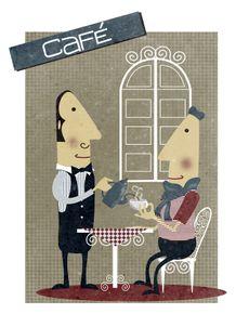 cafe-retro