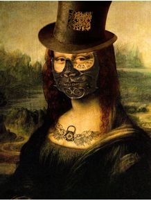 monalisa-steam-punk