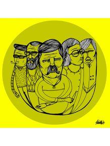 familia-amarela