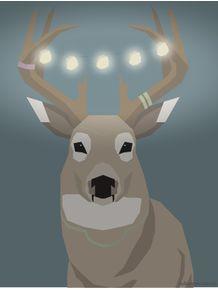 party-deer-ll