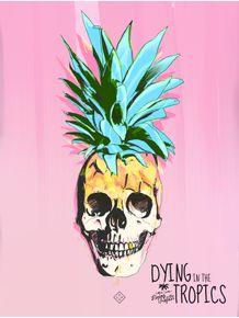 pineapple-skull