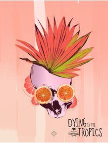 orange-skull