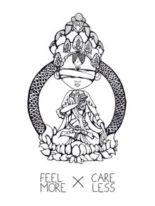feel-more-x-care-less