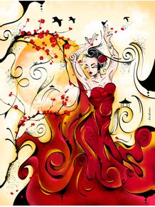 nipo-flamenco