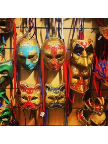 masks--prague