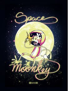 space-moonkey