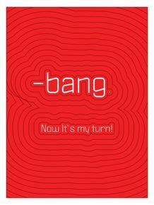 onomatopeia--bang