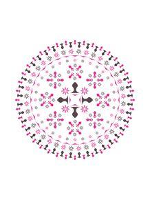 mandala-rosa