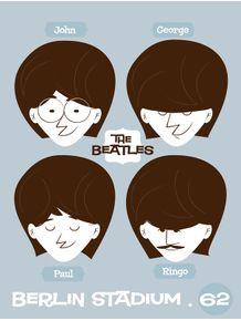 the-beatles-retro