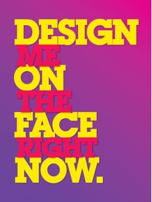 design-me-on-the-face