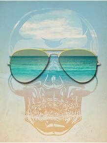 summer-skull