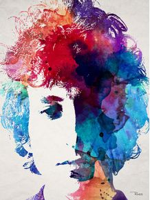 bob-dylan-water-color