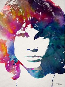 jim-morrison-water-color