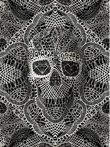lace-skull