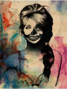 woman-skull