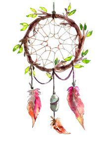 forest-dream-catcher