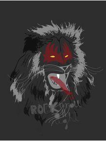 lion-kiss