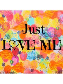 just-love-me