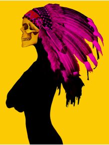 yellow-skull-girl