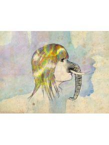 elephant-woman