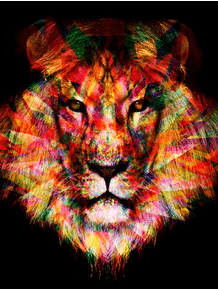 lion-colors