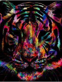 tiger-popart