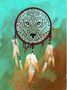 dreamcatcher-wolf