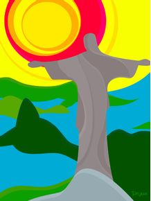 cristo-redentor-colors