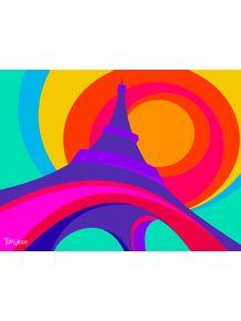 torre-eiffel-colors