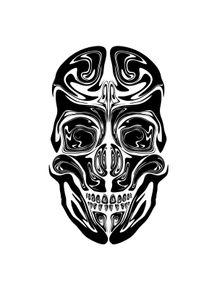 black-oil-skull