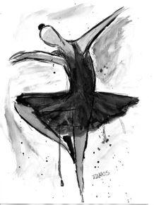 bailarina-preta
