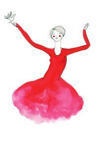 bailarina-com-passaro
