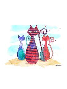 os-3-gatos