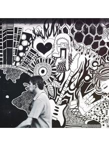 grafite-humano