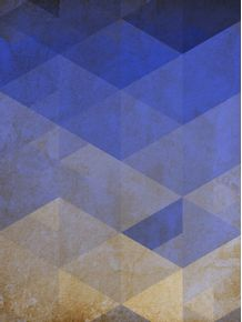 abstract-triangule-blue