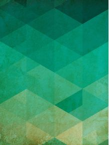 abstract-triangule-green