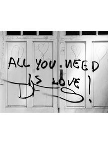 need-love-bw