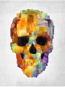 skull-grunge-paint