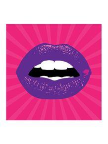kiss-purple