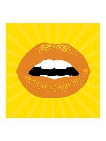 kiss-orange