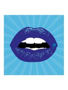 kiss-blue