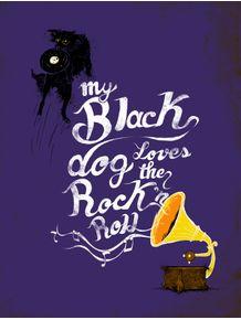 my-black-dog